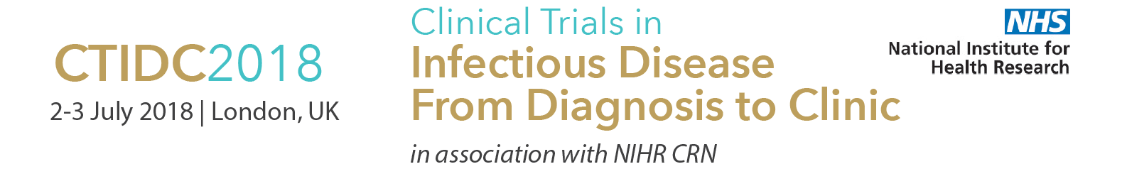 Clinical Trials in Infection - from Diagnosis to Clinic